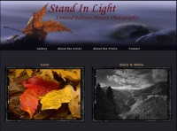 Stand In Light - Limited Edition Photography Prints